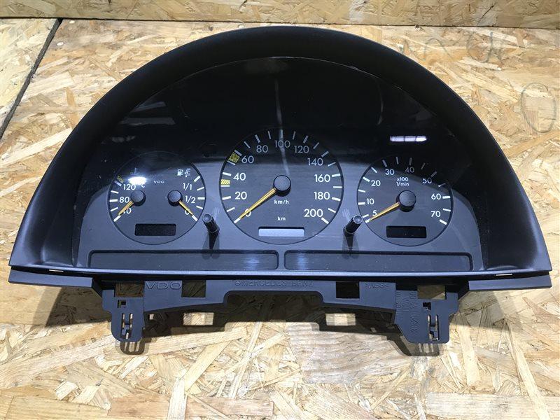 Панель приборов Mercedes-Benz M-Class W163 W163 112.942 1998