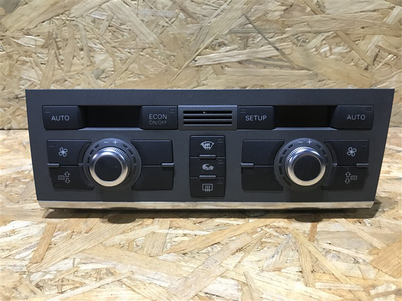 Блок управления климат-контролем Audi A6 C6 AUK 2006