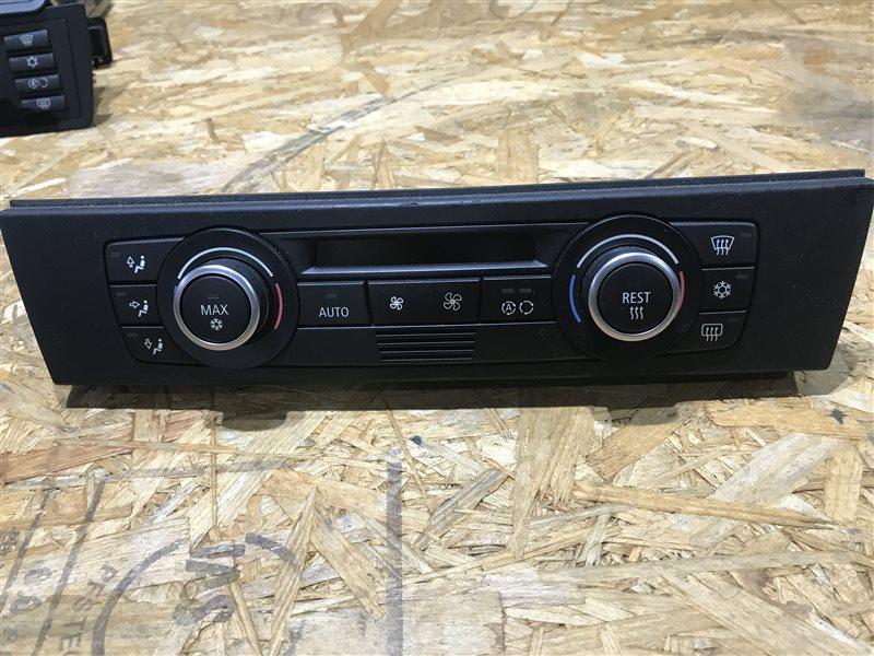 Блок управления климат-контролем Bmw 3-Series E90 N52B25A 2006