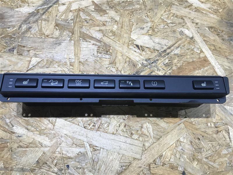 Блок кнопок Bmw X5 E53 M54B30 2005