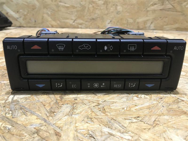 Блок управления климат-контролем Mercedes-Benz E-Class W210 W210 112.914 2001