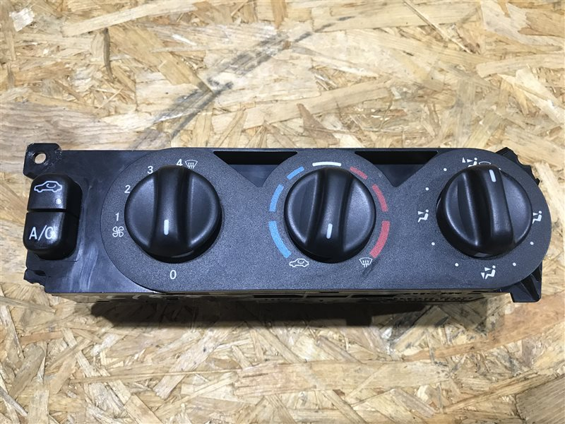 Блок управления климат-контролем Mercedes-Benz M-Class W163 W163 112.942 1998