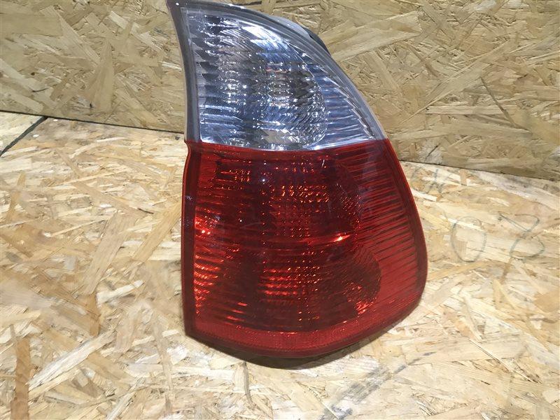 Стоп-сигнал Bmw X5 E53 M54B30 2005 правый