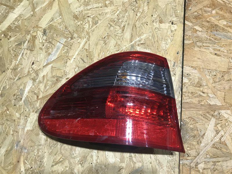 Стоп-сигнал Mercedes-Benz E-Class W211 W211 272.922 2008 левый