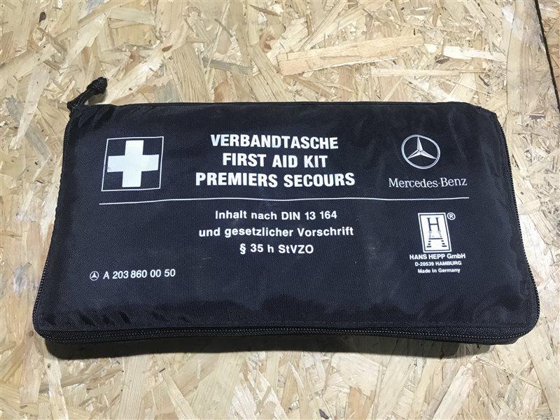 Аптечка Mercedes-Benz C-Class W203 W203 272.920 2007
