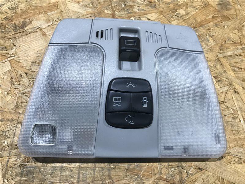 Плафон салона Mercedes-Benz E-Class W210 W210 112.914 2001 передний