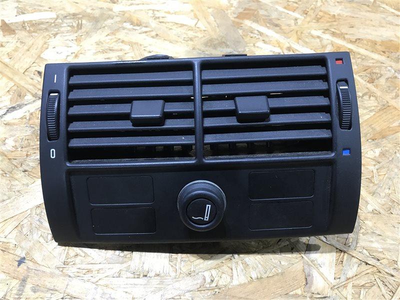 Дефлектор воздушный Bmw X5 E53 M54B30 2005 задний