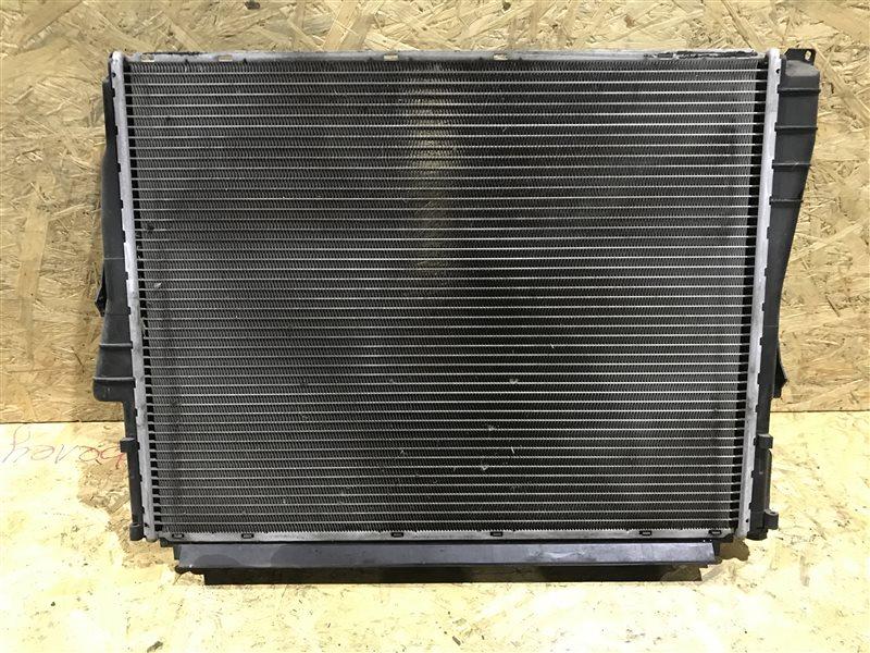 Радиатор двс Bmw 3-Series E46 N42B20A 2003