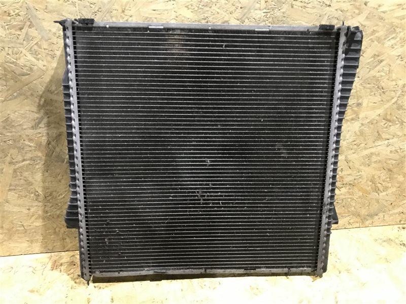 Радиатор двс Bmw X5 E53 M54B30 2004
