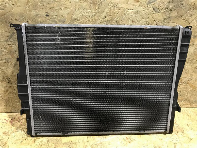 Радиатор двс Bmw 3-Series E90 N46B20B 2007