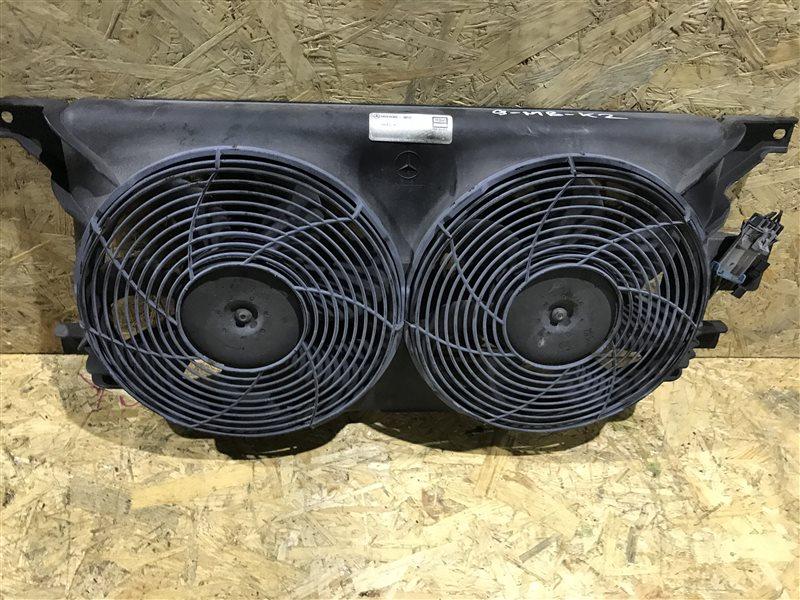 Вентилятор радиатора Mercedes-Benz M-Class W163 W163 112.942 1998