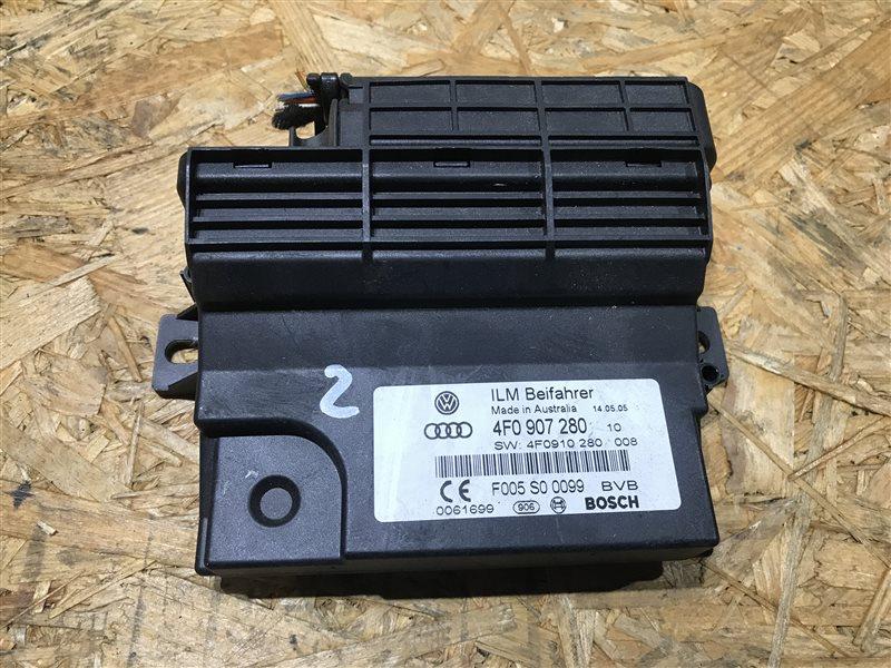 Блок управления бортовой сетью Audi A6 C6 AUK 2006