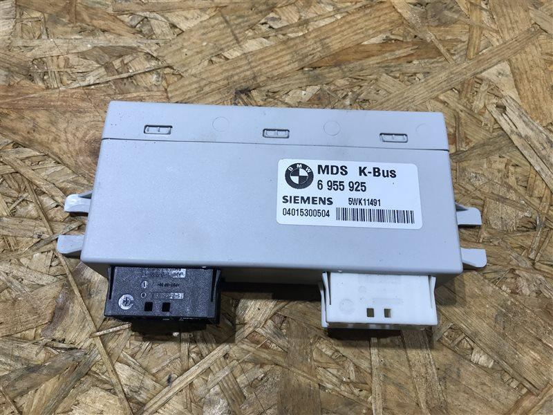 Блок управления люком Bmw X5 E53 M54B30 2004