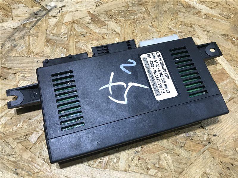 Блок управления Bmw X5 E53 M54B30 2005