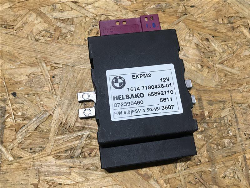 Блок управления топливный насосом Bmw 3-Series E90 N52B25A 2006