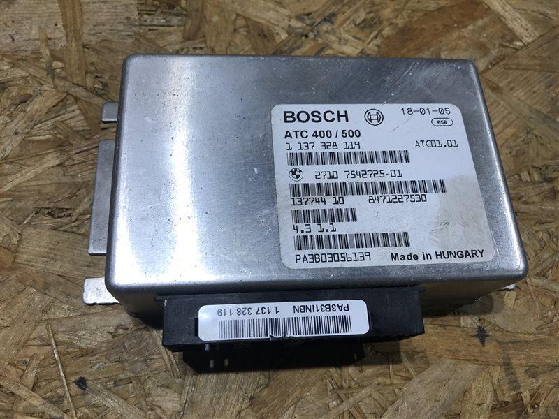 Блок управления раздаточной коробкой Bmw X5 E53 M54B30 2005
