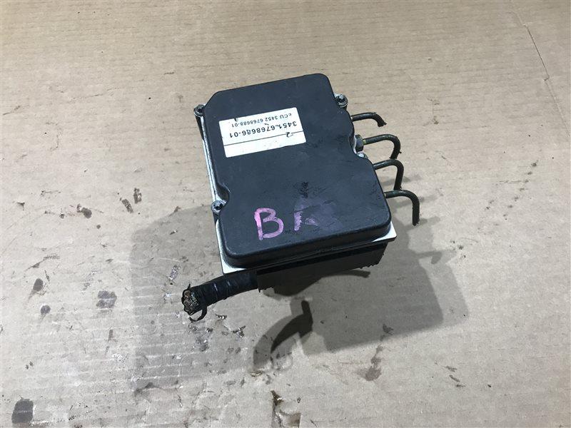 Блок abs Bmw X5 E53 N62B44 2005