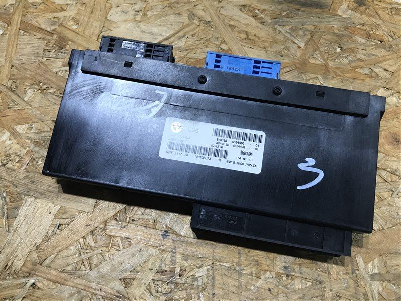 Блок комфорта Bmw 3-Series E90 N52B25A 2006
