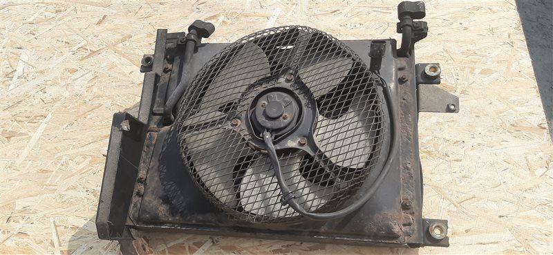 Радиатор кондиционера Mitsubishi Delica PE8W 4M40 задний