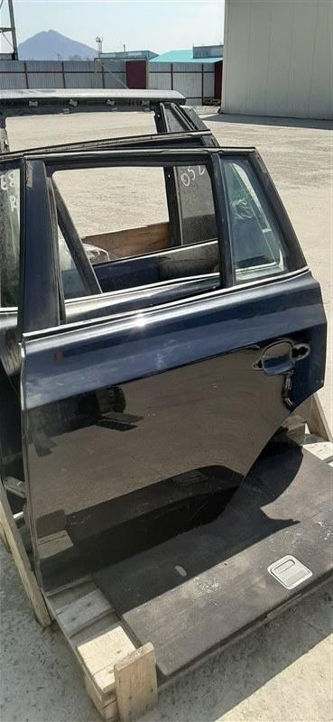 Дверь Bmw X3 E83 M54B25 2005 задняя левая