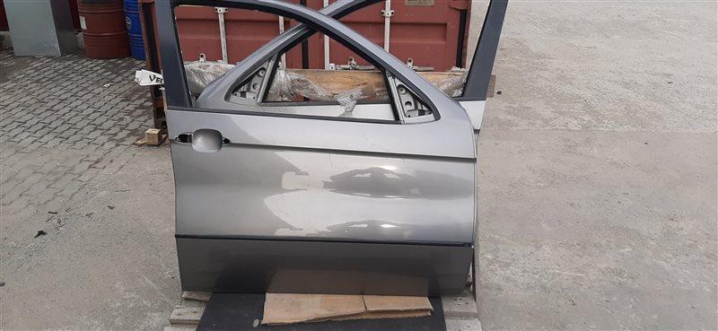 Дверь Bmw X5 E53 M54B30 2005 передняя правая
