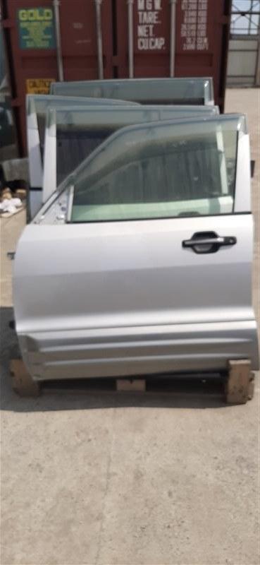 Дверь Mitsubishi Pajero V78W 4M41 1999 передняя левая
