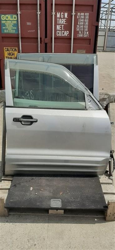 Дверь Mitsubishi Pajero V78W 4M41 1999 передняя правая