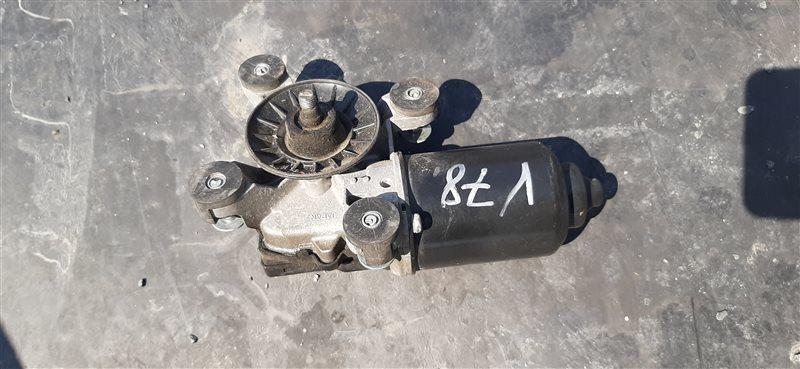 Мотор дворников Mitsubishi Pajero V78W 4M41 1999 передний
