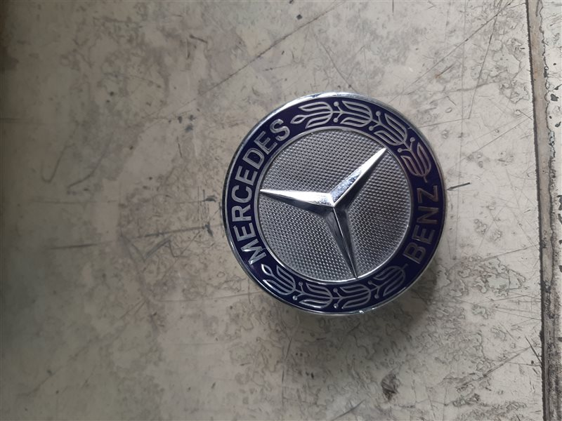 Эмблема Mercedes-Benz S-Class W221 W221 273.961 2007