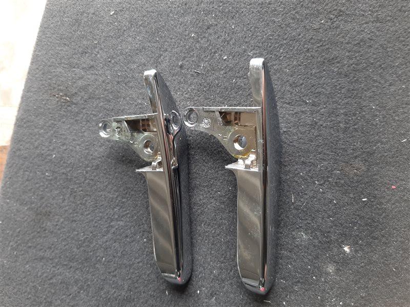 Ручка двери внутренняя Mercedes-Benz Cls-Class W219 W219 C219 113.967 2005 передняя левая