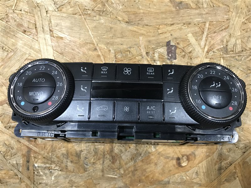 Блок управления климат-контролем Mercedes-Benz R-Class W251 W251 272.967 2007