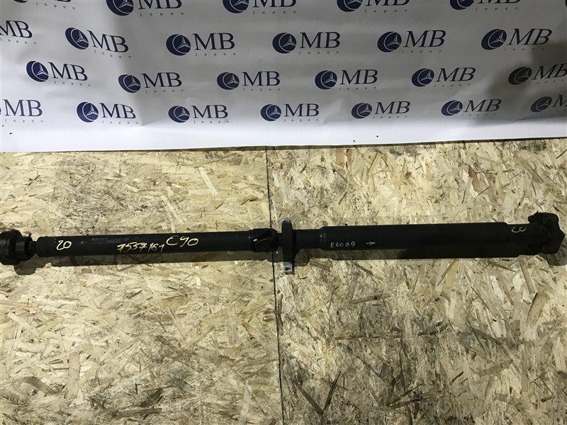 Карданный вал Bmw 5-Series E60 N52B25A 2006 задний