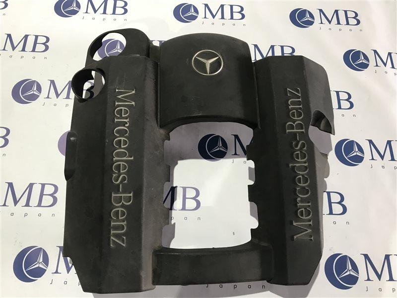 Крышка двигателя декоративная Mercedes-Benz M-Class W163 W163 112.942 1998