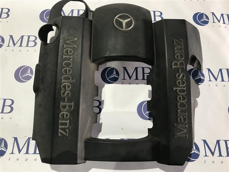 Крышка двигателя декоративная Mercedes-Benz E-Class W210 W210 112.941 1999