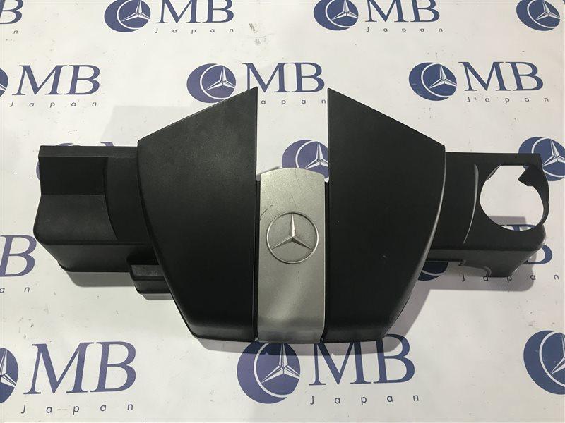 Крышка двигателя декоративная Mercedes-Benz E-Class W211 W211 112.949 2002