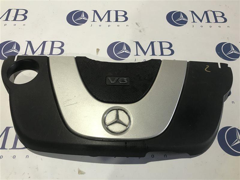 Крышка двигателя декоративная Mercedes-Benz E-Class W211 W211 272.964 2006