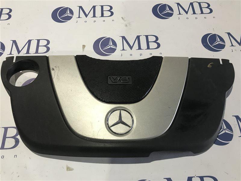 Крышка двигателя декоративная Mercedes-Benz Cls-Class W219 W219 C219 272.964 2006