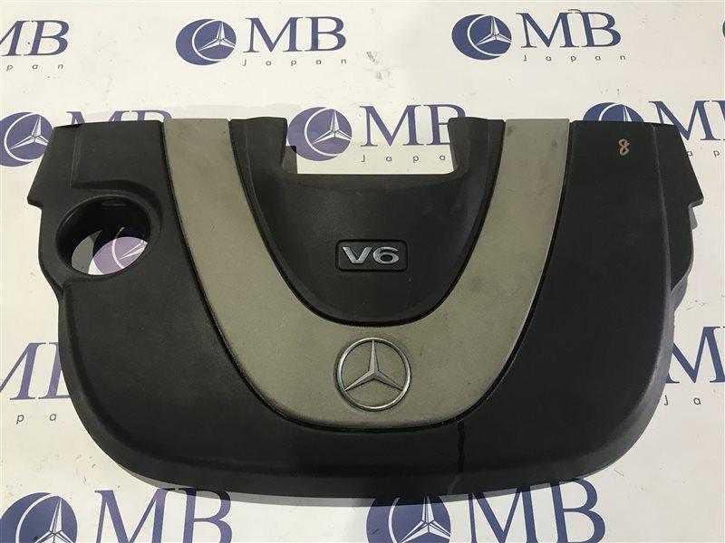 Крышка двигателя декоративная Mercedes-Benz M-Class W164 W164 272.967 2006