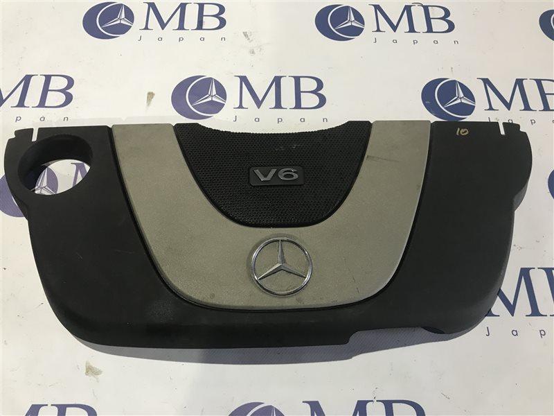 Крышка двигателя декоративная Mercedes-Benz C-Class W204 W204 272.921 2008