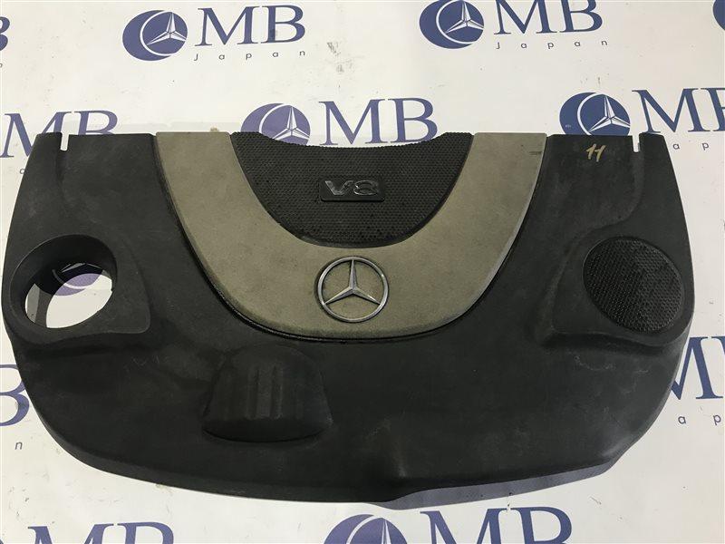 Крышка двигателя декоративная Mercedes-Benz S-Class W221 W221 273.961 2007