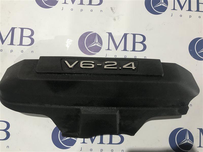 Крышка двигателя декоративная Audi A6 C6 BDW 2006