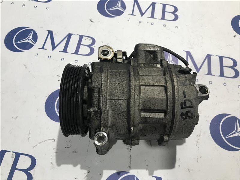 Компрессор кондиционера Bmw 3-Series E90 N52B25A 2007