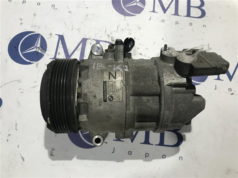 Компрессор кондиционера Bmw 3-Series E46 N42B20A 2003