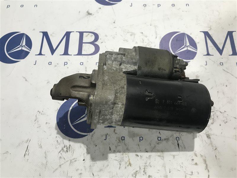Стартер Bmw X5 E53 M54B30 2004