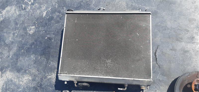 Радиатор двс Mitsubishi Pajero V78W 4M41 1999