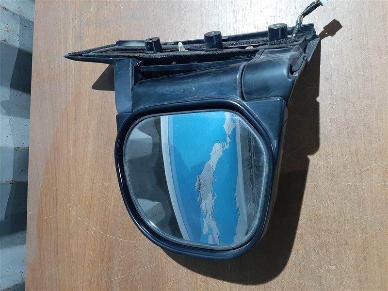 Зеркало заднего вида боковое Mitsubishi Delica PE8W 4M40 левое