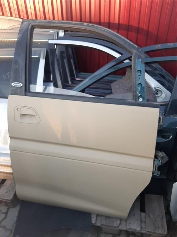 Дверь Mitsubishi Delica PE8W 4M40 передняя правая