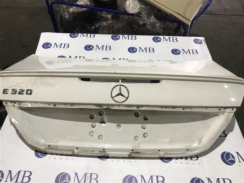 Крышка багажника Mercedes-Benz E-Class W211 W211 112.949 2003
