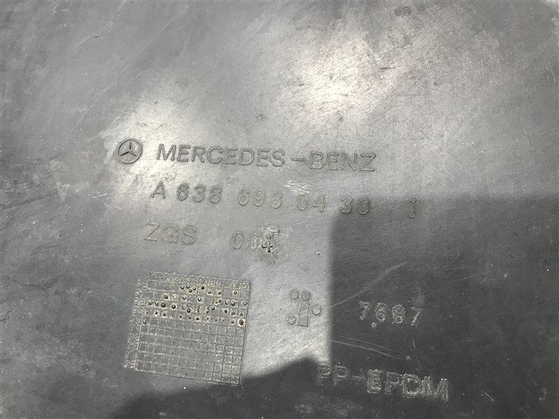 Подкрылок Mercedes-Benz V-Class W638 W638 M104 2000 передний левый