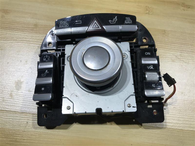 Кнопочный выключатель audio comand Mercedes-Benz S-Class W221 W221 272.965 2006